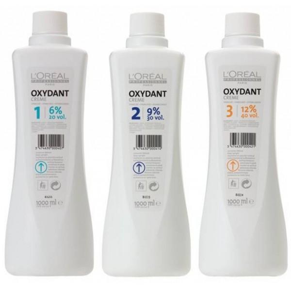 Agua Oxigenada 20vol. 6% - Loréal Professionnel 1000ml
