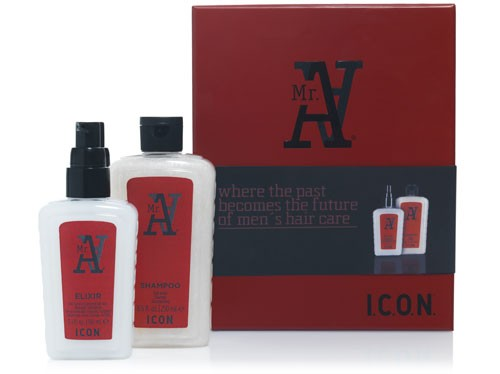 Icon Mr. A - Pack: Champú + Elixir