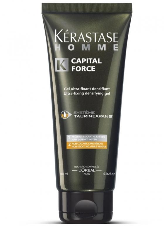 Kérastase Capital Force Gel Ultra-Fixant Densifiant 200ml