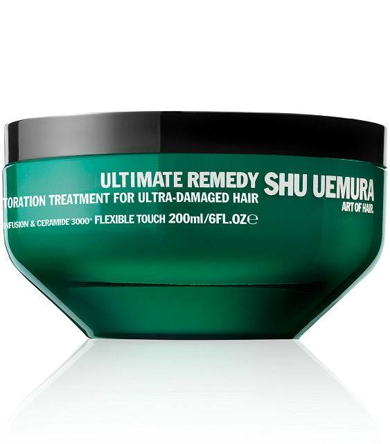 Ultimate Remedy Mascarilla Shu Uemura 200ml