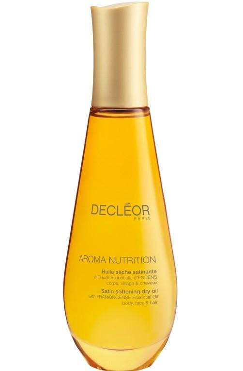 Decleor Aroma Nutrition Huile Sèche Satinante 100ml