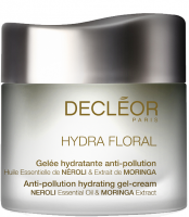 Decléor Hydra Floral Gelée Hydratante Anti-Pollution 50ml