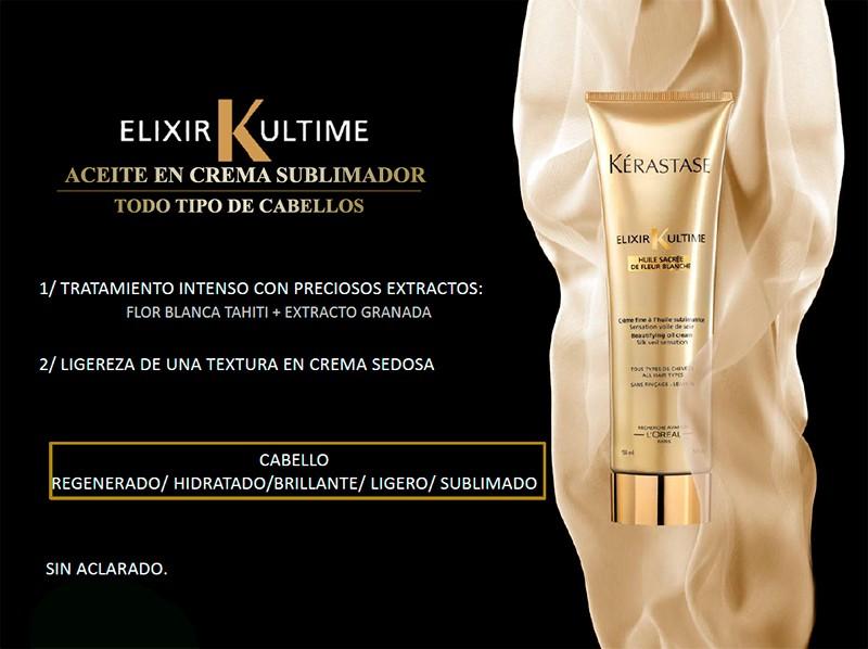 Kerastase Elixir Ultime Créme Fine 150ml
