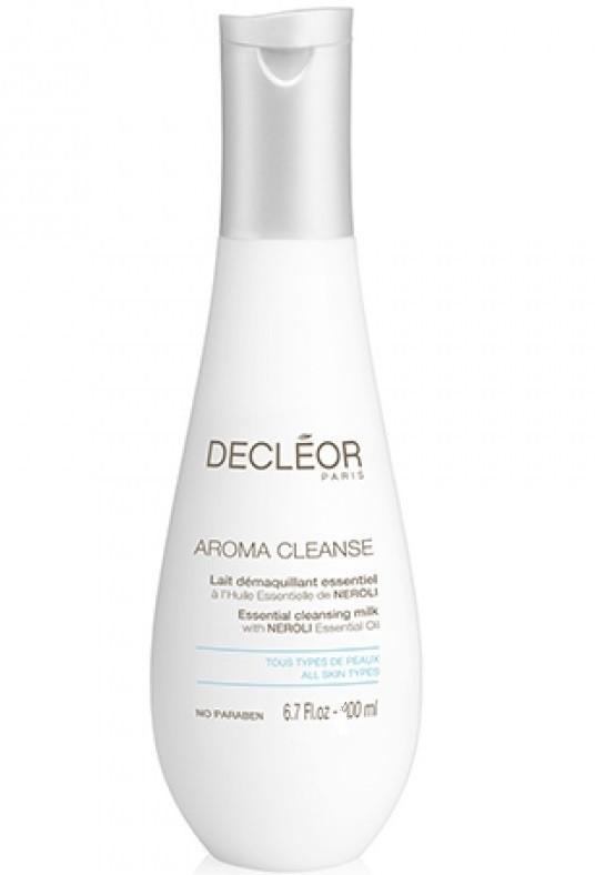 Decleor Aroma Cleanse Lait Démaquillant Essentiel 400ml