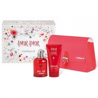 Amor Amor Cacharel 50ml + Sensual Body 50ml - Pack