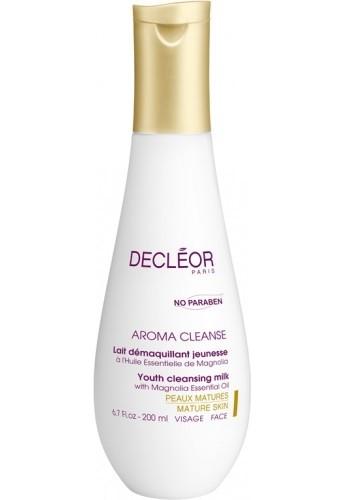 Decléor Aroma Cleanse Lait Démaquillant Jeunesse 200ml