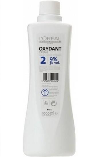 Agua Oxigenada 30vol. 9% - Loréal Professionnel 1000ml