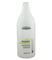 Loreal Champú Pure Resource 1500ml