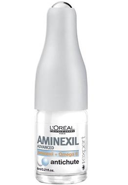Loreal Aminexil Advanced Anticaida (x2)+Champú
