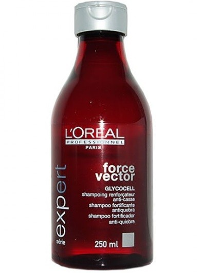 Loreal Champú Force Vector 250ml