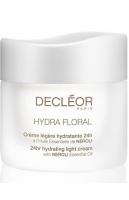 Decléor Hydra Floral Crème Légère Hydratante 24h 50ml