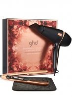 ghd Air Professional Hairyer & V Gold Styler gift set