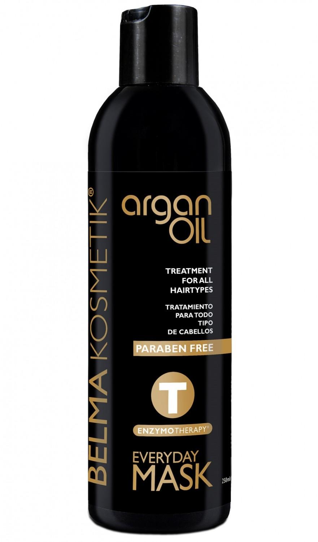 Argan Oil Everyday Mask Belma Kosmetik 250ml