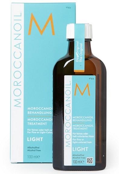 Moroccanoil Light Tratamiento 100ml