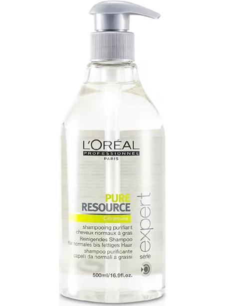Loreal Champú Pure Resource 500ml