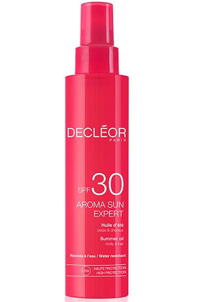 Decléor Aroma Sun Expert Huile D'ete Spf 30, 150ml