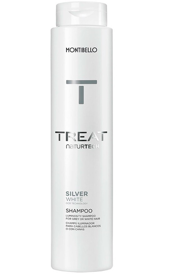 Montibello Treat Naturtech Silver White 300ml