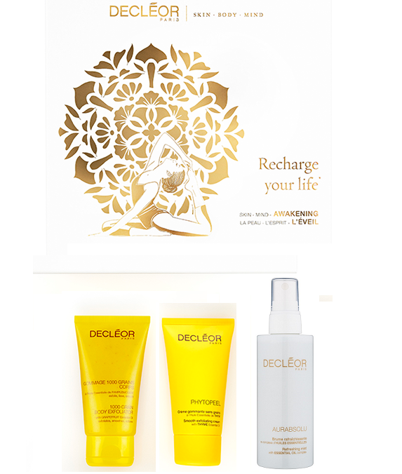 Pack Decléor Hydra Floral Pack Recharge Your Life