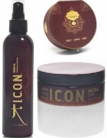 Icon Pack India: Healing Spray + Mascarilla 24k