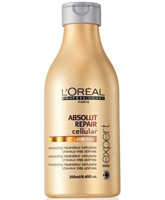 Loreal Champú Absolut Repair 250ml