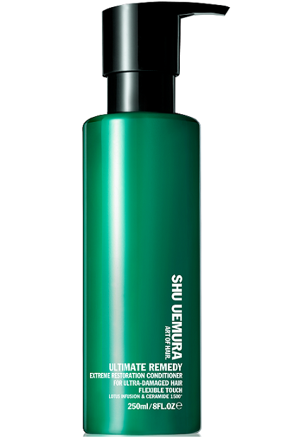 Ultimate Remedy acondicionador shu uemura 250ml