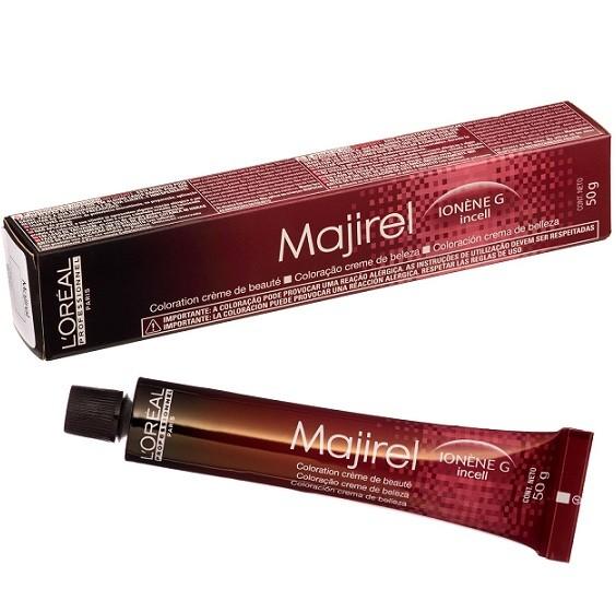 Tinte Majirel 9 rubio muy claro Loreal 50ml