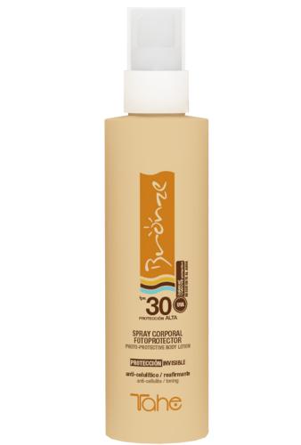 Tahe Bronze Spray corporal fotoprotector fps.30 200 ml